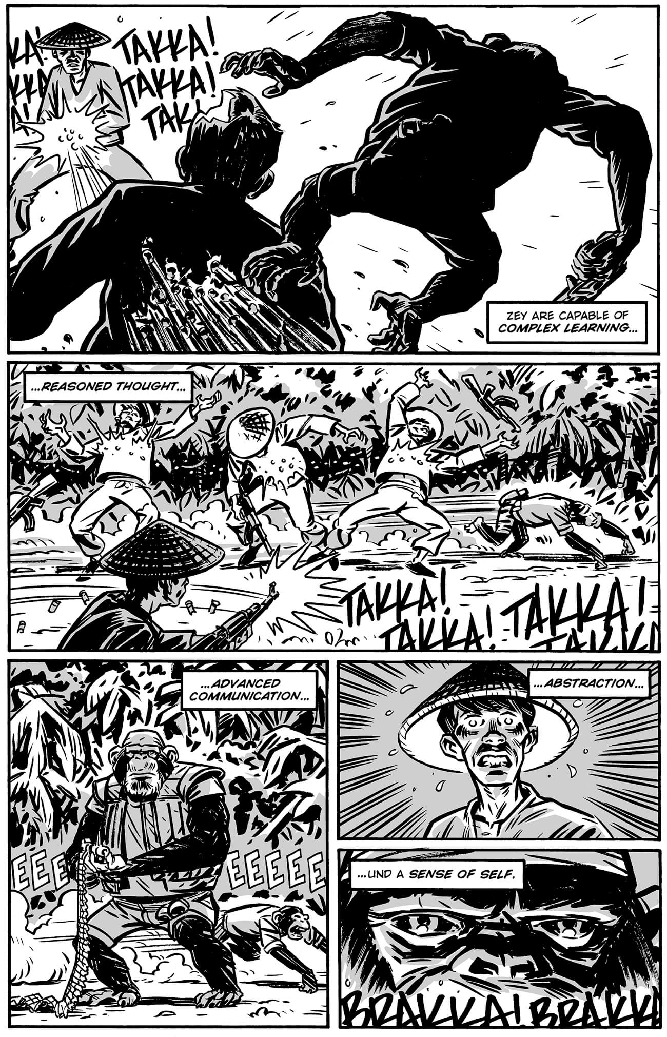 guerillas by brahm revel, page 125