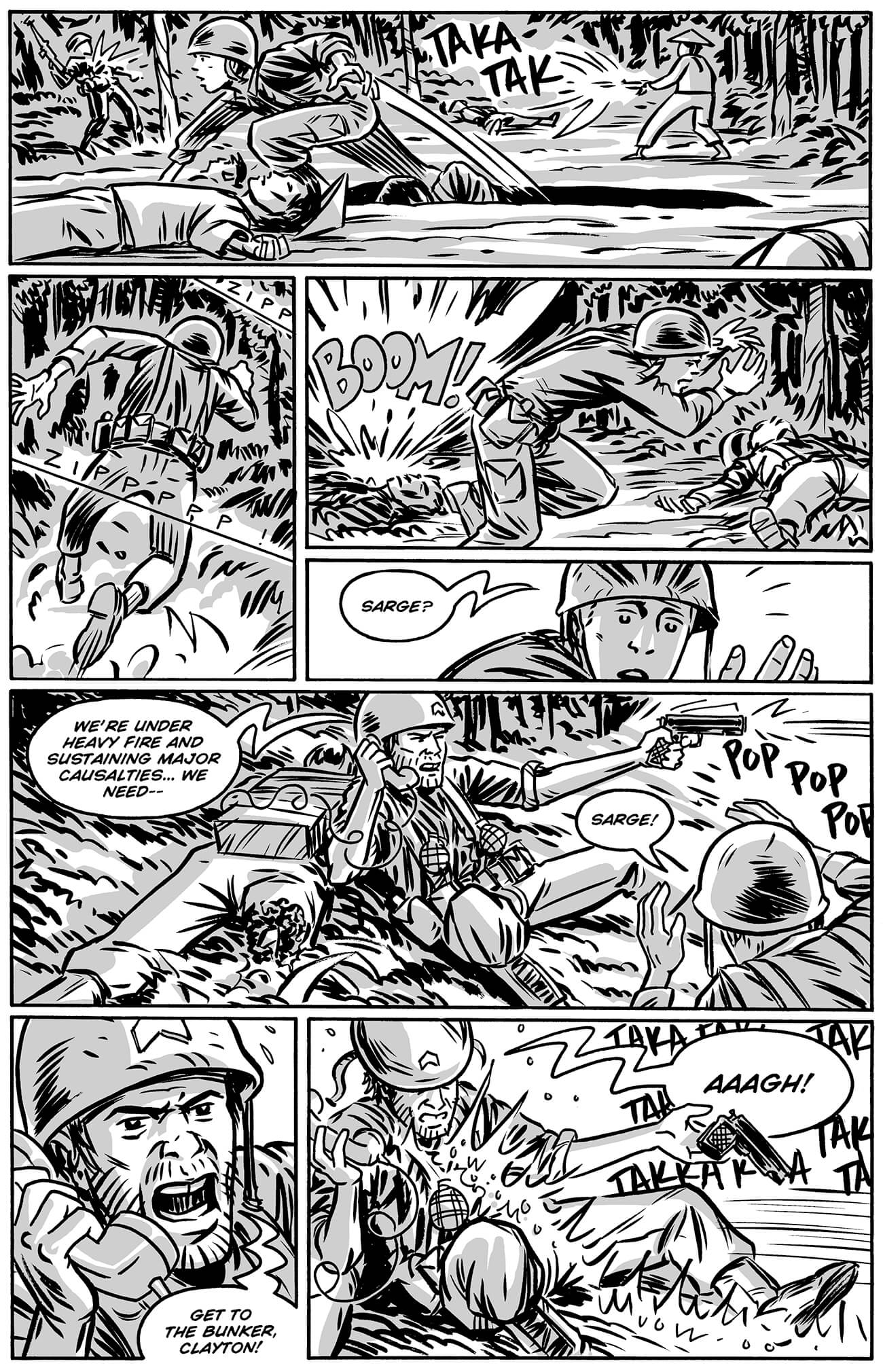 guerillas by brahm revel, page 37